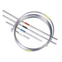"Tubing: Tubing, SST, 1/16"" x 0.020"" (0.5mm) x 30cm"