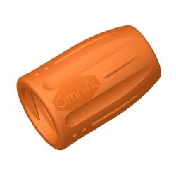 Coloured Cap for cap style unions and connectors (Orange)