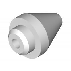 PTFE Cones (Ferrules) for Omnifit Caps