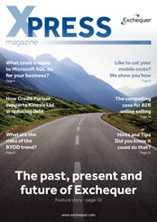Kinesis Finance Manager Features in Xpress Magazine