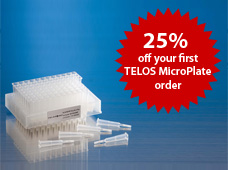 TELOS® MicroPlate™: Extract Small Volume Biological Fluid Samples with Confidence