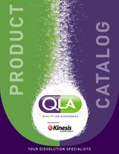 QLA Dissolution Accessories Catalogue