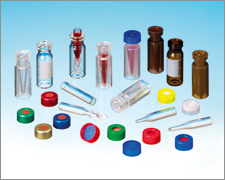 Vials, Caps & Closures